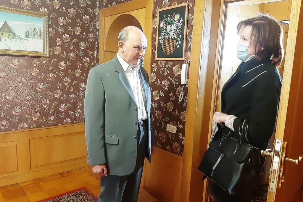Ветераны отрасли ЖКХ из Ярославской области получают адресную помощь