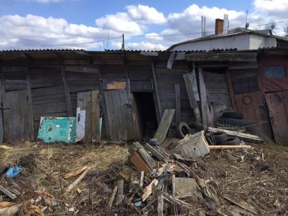 В Ярославской области в сарае нашли скелет человека