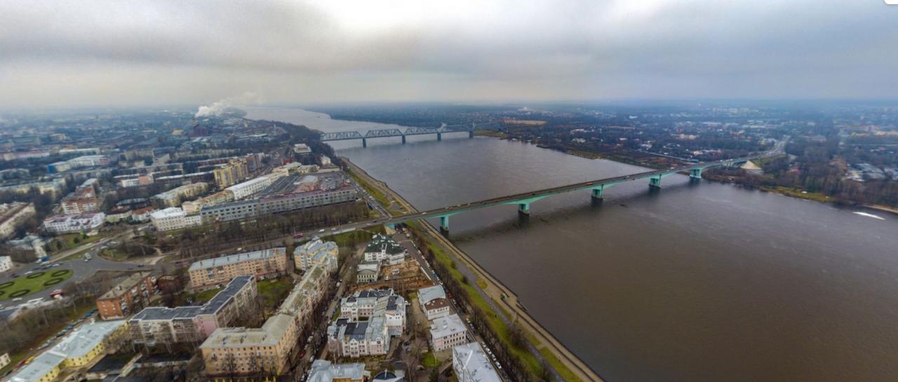 В Ярославле отремонтируют заезд на Октябрьский мост
