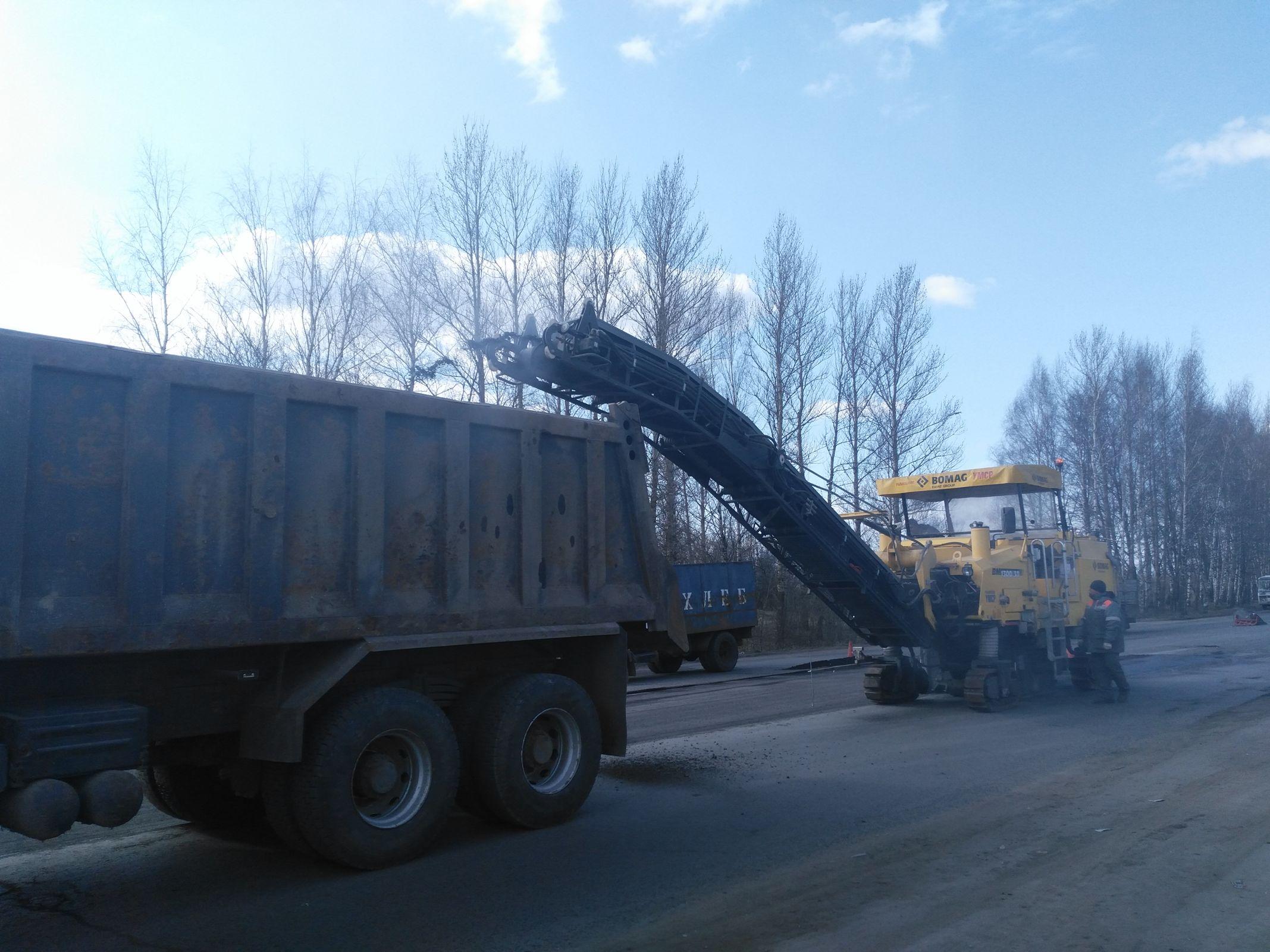 В середине мая в Ярославле начнется ремонт нового участка Тутаевского шоссе