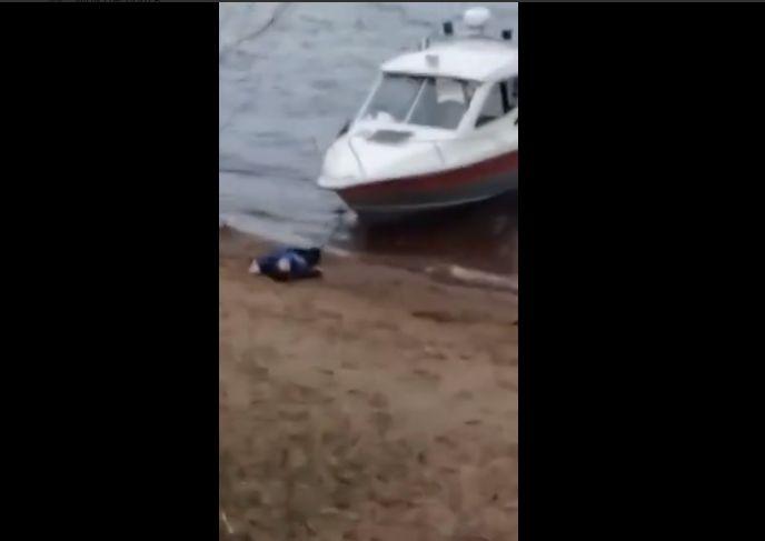 В Ярославле мужчина упал с Октябрьского моста