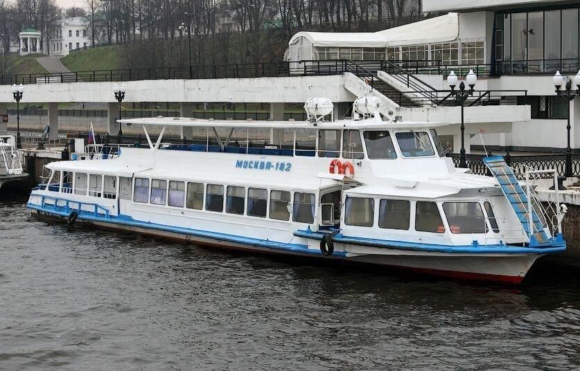 В Ярославле 1 мая начинается пассажирская навигация