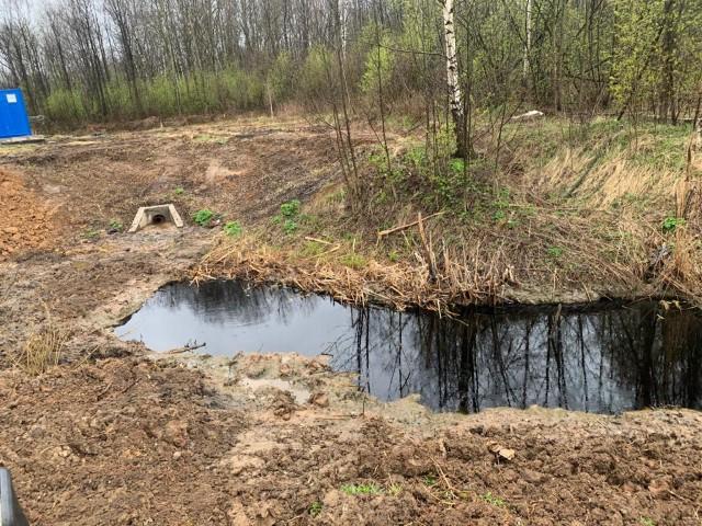 Специалисты контролируют соблюдение экологических требований на полигоне «Скоково» под Ярославлем