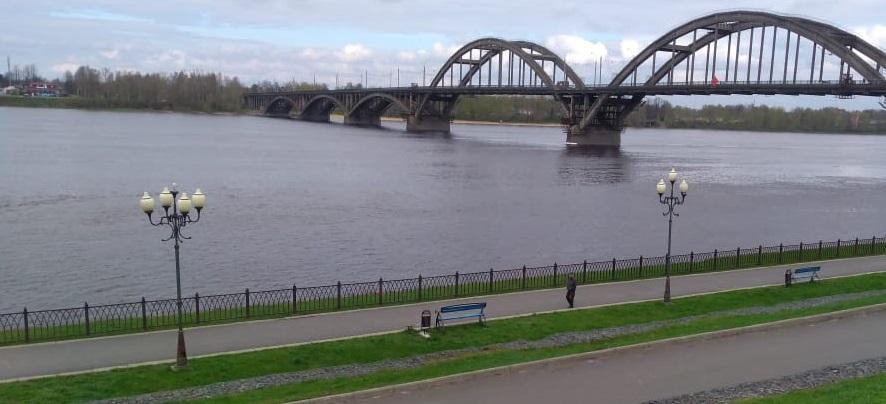 Подъем воды в Волге не затронет населенные пункты Ярославской области
