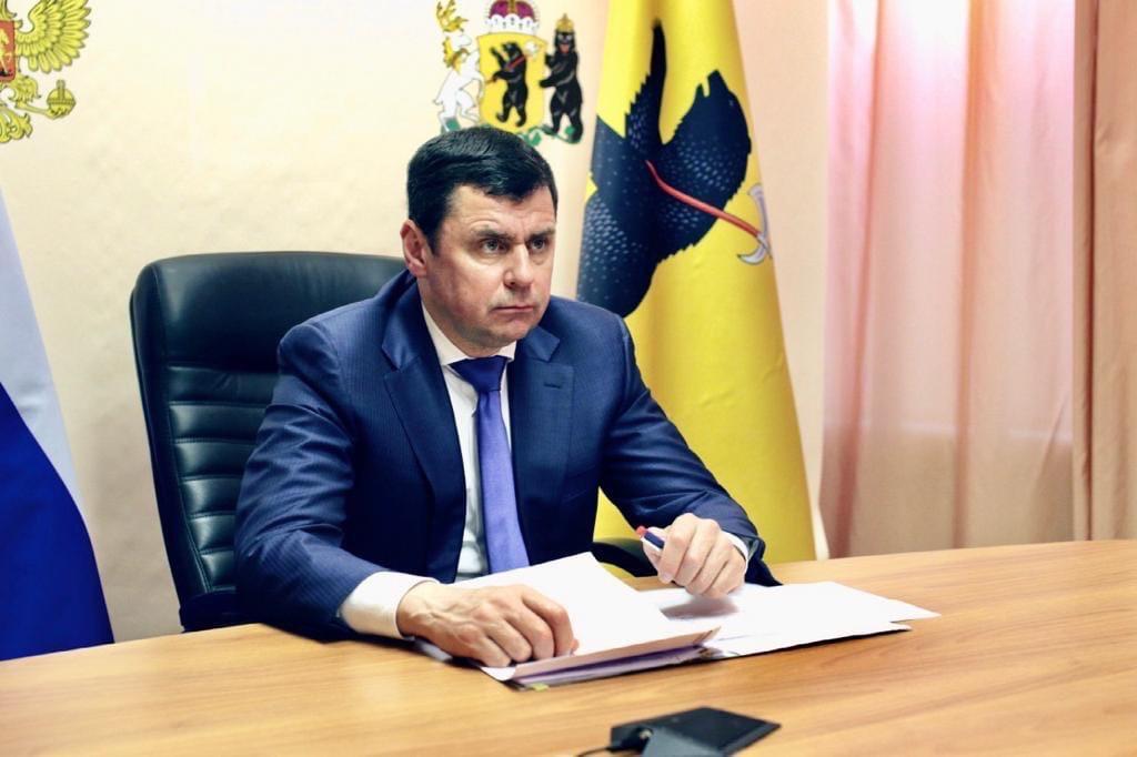 Дмитрий Миронов: с 16 мая планируем увеличить число работающих предприятий