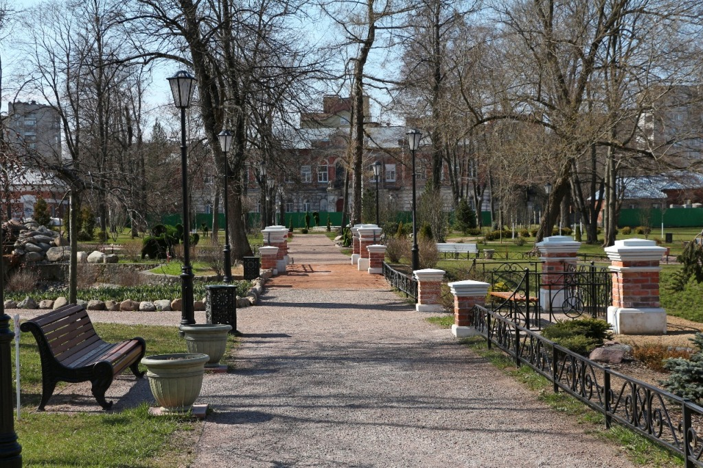 Карякинский парк Рыбинска признан одной из лучших российских практик благоустройства