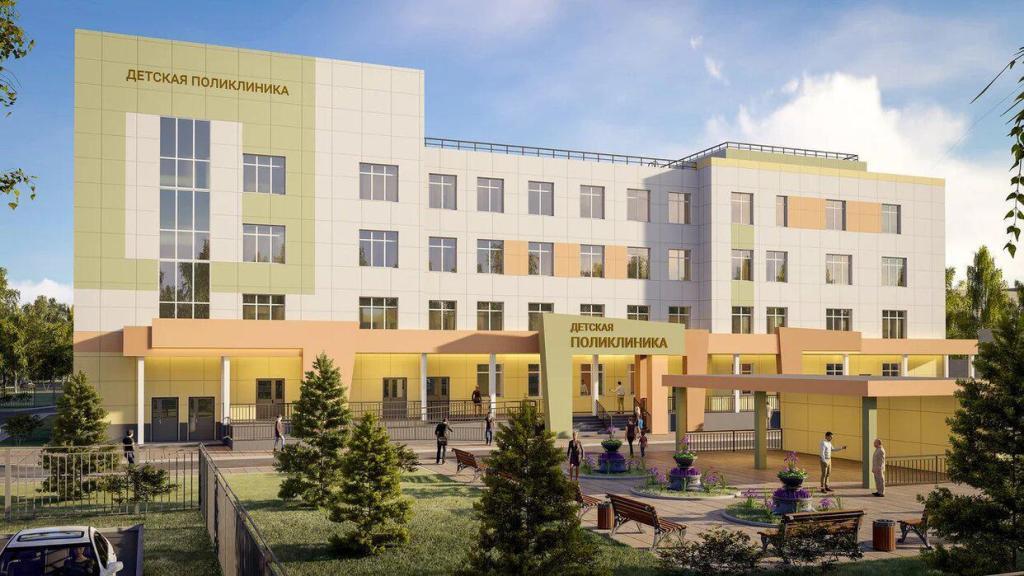 В Ярославле возобновили строительство детской поликлиники