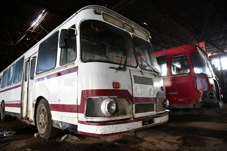 В Ярославле установят памятник «автобусу-труженику»