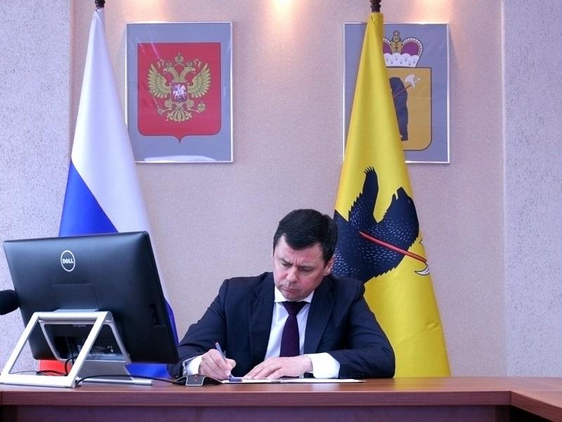 Дмитрий Миронов: По ключевым параметрам реализации нацпроекта «Культура» наш регион – в десятке лидеров