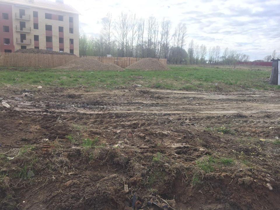 В Ярославской области строительная организация сливала бетон в неположенном месте