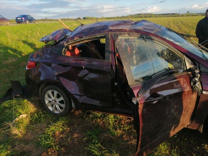 Один человек погиб и четверо пострадали в «пьяном» ДТП в Ярославской области