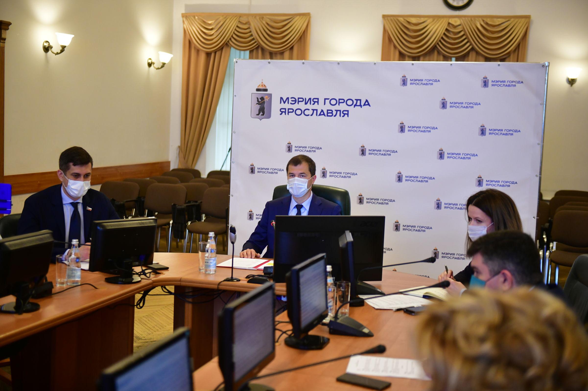 В Ярославле полторы сотни детских городков нуждаются в ремонте