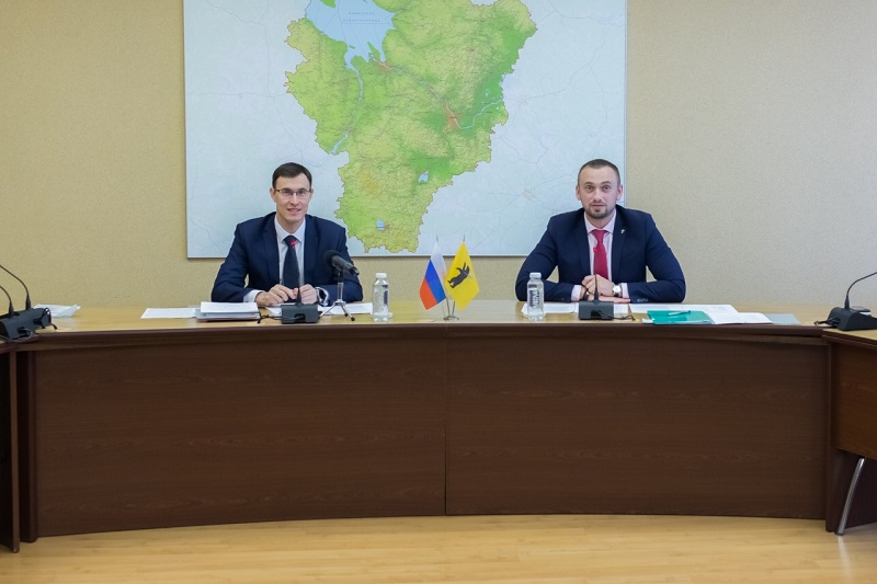 Правительства Ярославской области и Санкт-Петербурга продолжают сотрудничество