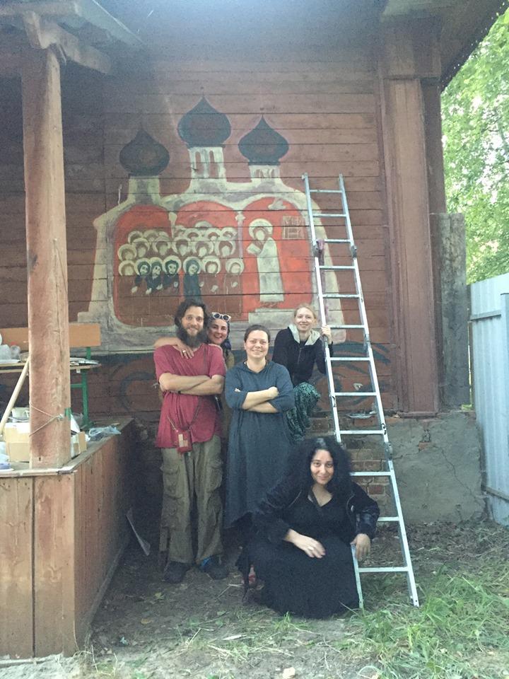 Прошлое – своими руками. В Ярославской области создают необычный туристический объект