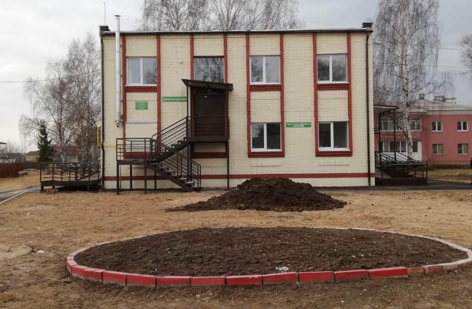 В амбулатории поселка Красный Бор начался прием пациентов
