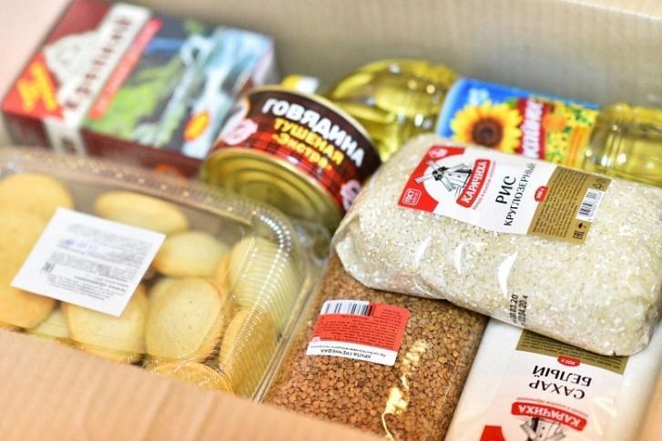 В Ярославской области завершили выдачу продуктовых наборов школьникам