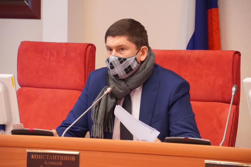 Юрий Филимендиков: медицинские учреждения региона полностью переформатировали свою деятельность