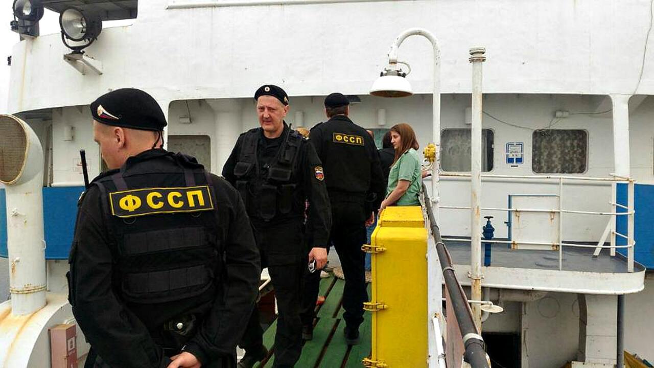 В Ярославле владелец фирмы лишился катера из-за долга в 4,5 миллиона