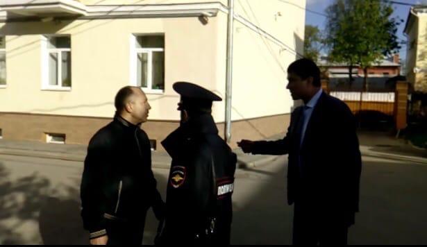 Дмитрий Миронов поручил провести служебную проверку по факту инцидента с участием директора «Южного водоканала»