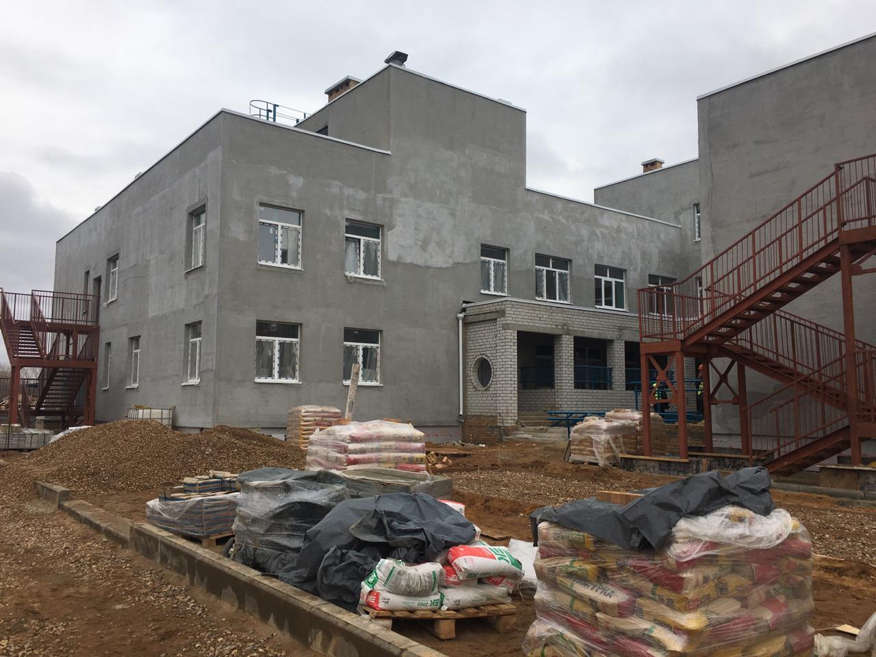 Школы, садики и ФОКи: как строят социальные объекты в Ярославской области в период пандемии