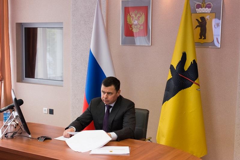 Дмитрий Миронов поручил правительству области проработать новые меры поддержки бизнеса