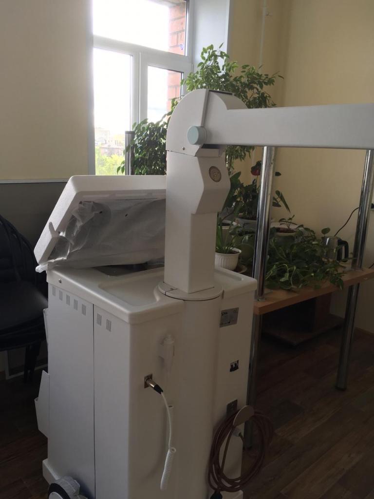 Больницы, где лечат пациентов с коронавирусом, оснащают новым оборудованием