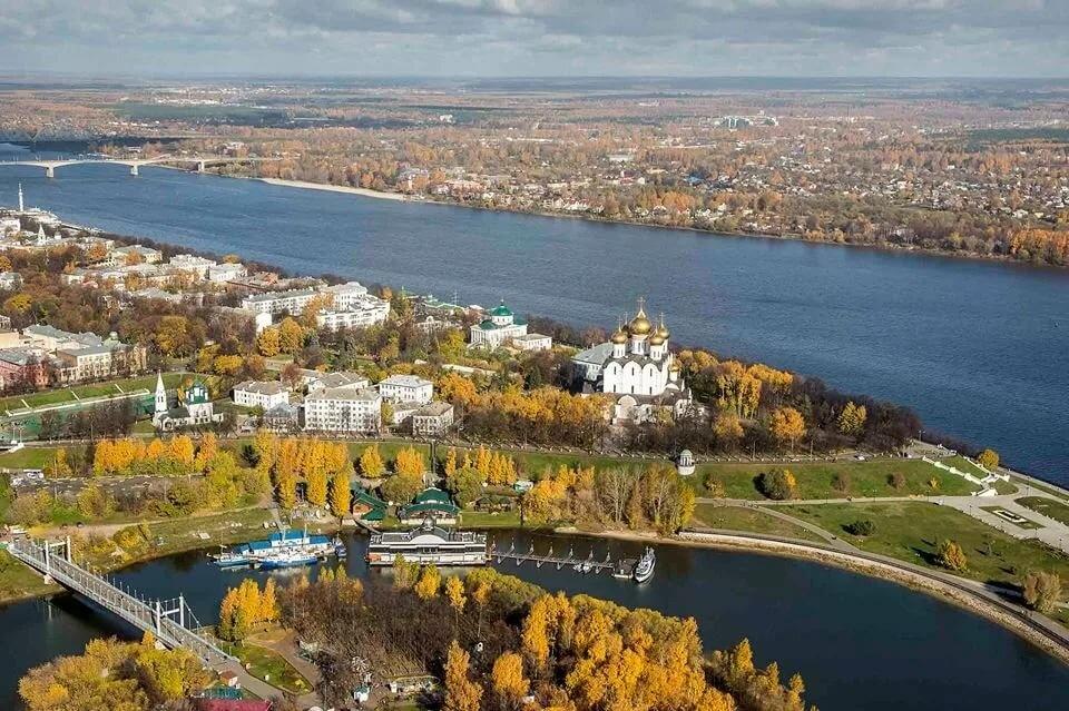 Гидрологическая ситуация в Ярославской области стабильна