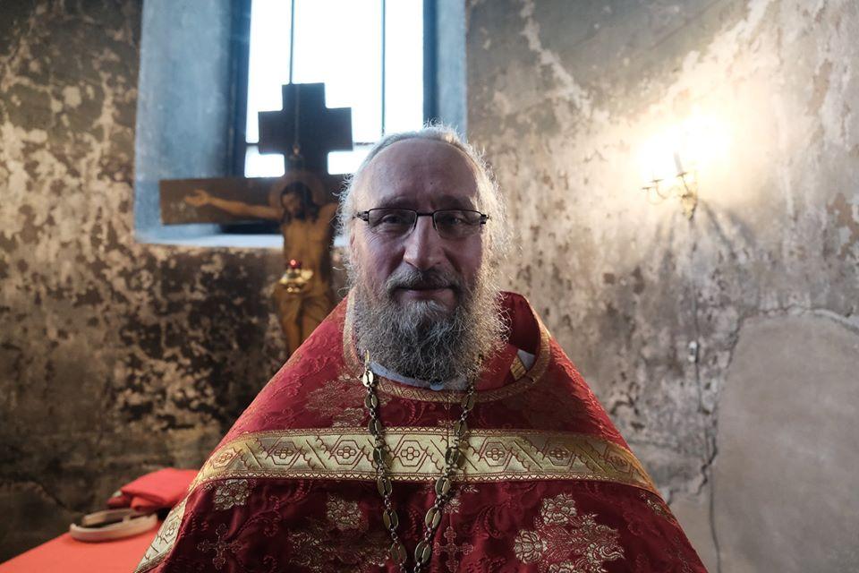 В Ярославле погиб священник Переславской епархии
