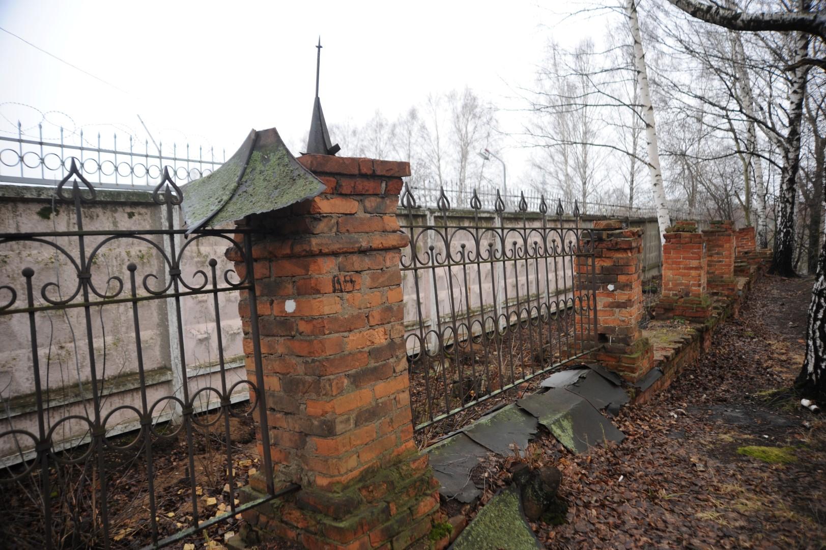 Дмитрий Миронов: в Ярославле собираются воссоздать ограду и изразцы церкви Иоанна Предтечи