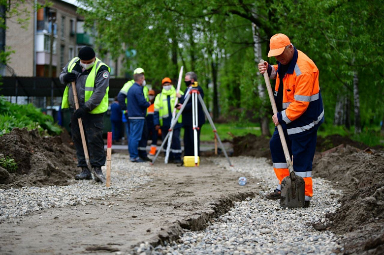 В Ярославле приступили к ремонту улицы Закгейма