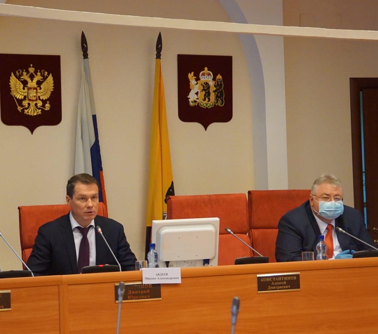 В Ярославской области предложили аннулировать арендные платежи за помещения в крупных ТЦ