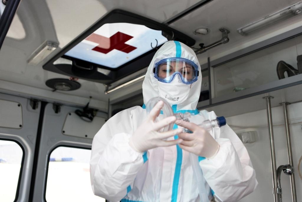 В Ярославле студенты пришли на помощь врачам в борьбе с коронавирусом