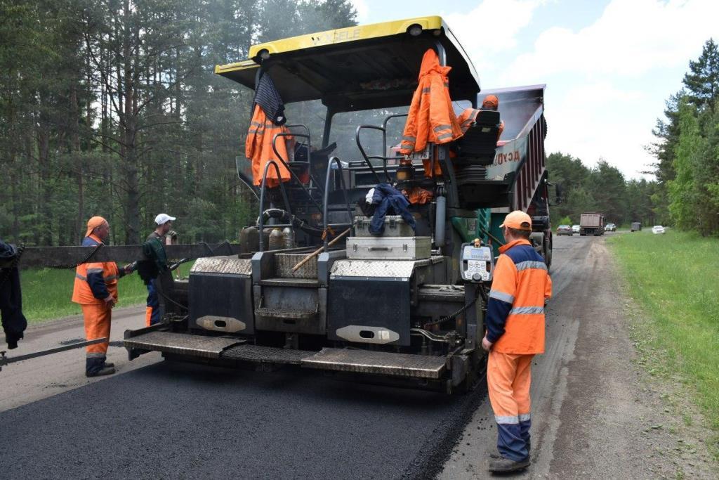 В Переславле по нацпроекту отремонтируют более 35 километров дорог