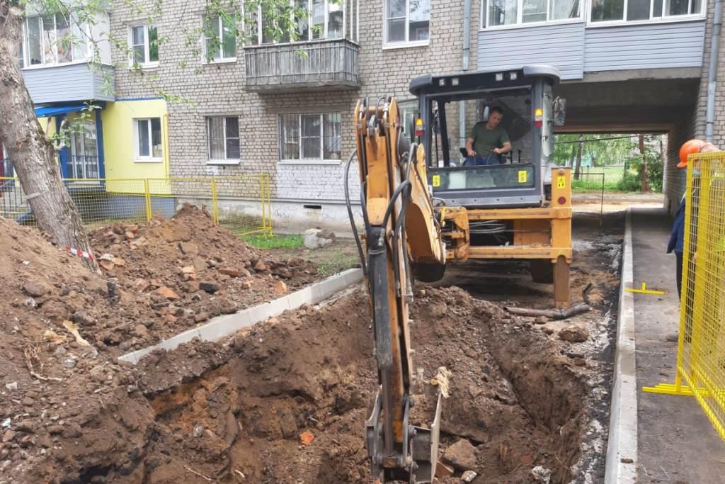 Две общественные территории и 11 дворов Рыбинска благоустроят в рамках нацпроекта