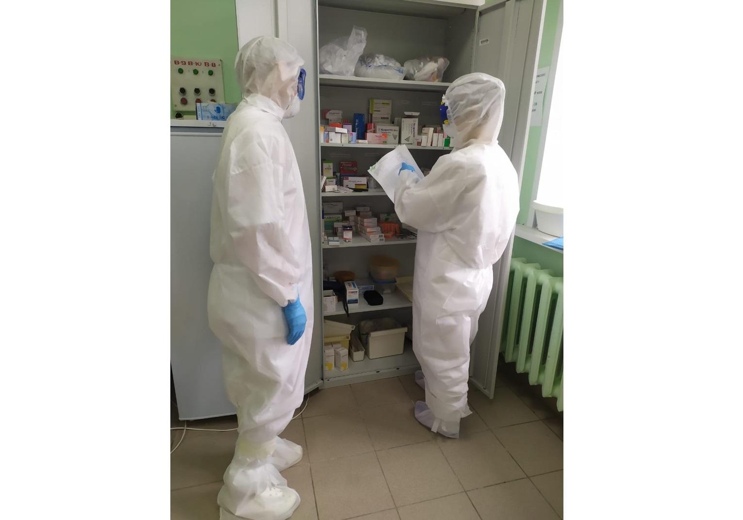 Лекарства от коронавируса. В Ярославле испытывают препараты для лечения и профилактики Covid-19