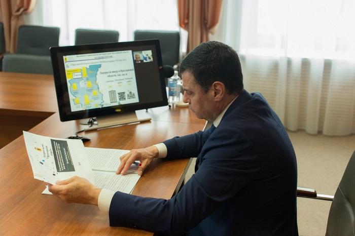 Дмитрий Миронов: 364 жителя области расселены из аварийного жилья за полтора года