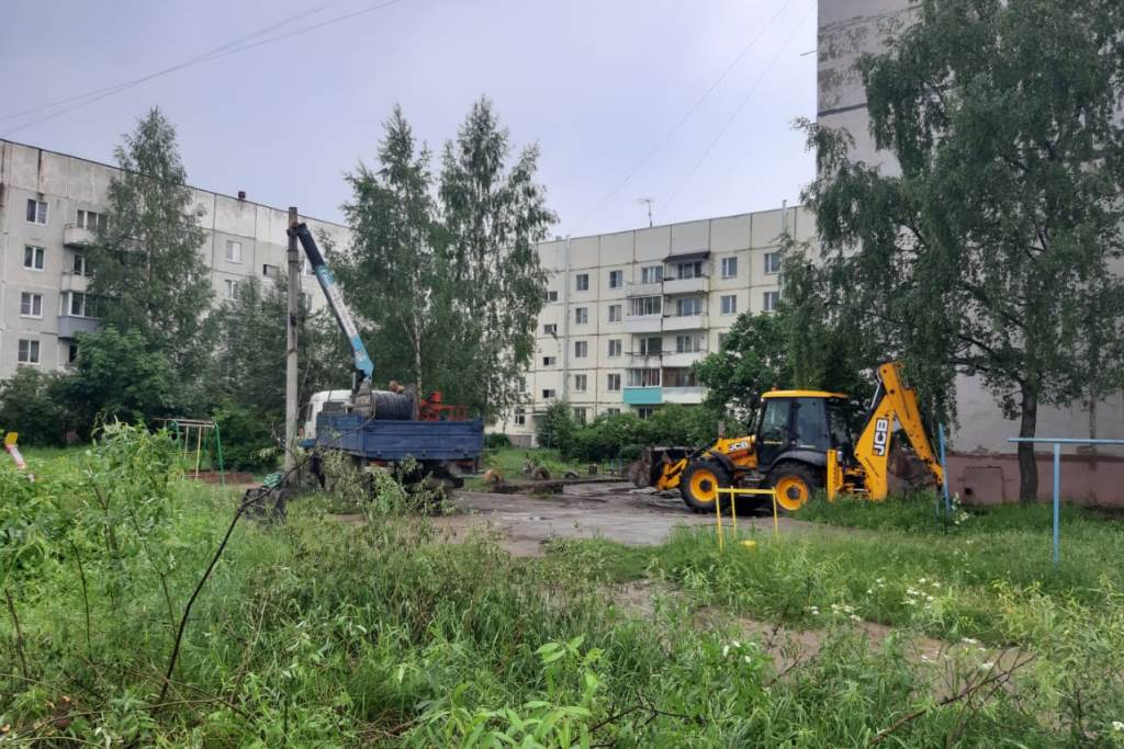 Завершено благоустройство на 9 объектах нацпроекта «Жилье и городская среда» в Ярославской области