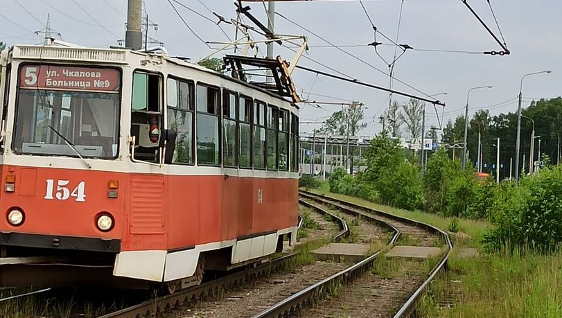 В Ярославле утром в пятницу встали трамваи: причина