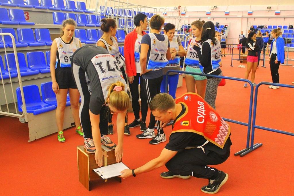 Спортивный клуб «Буревестник – Верхняя Волга» признан лучшим в стране по внедрению комплекса ГТО