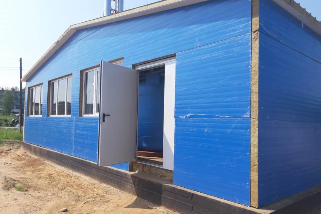 Две новые котельные будут построены в Ярославском районе в этом году