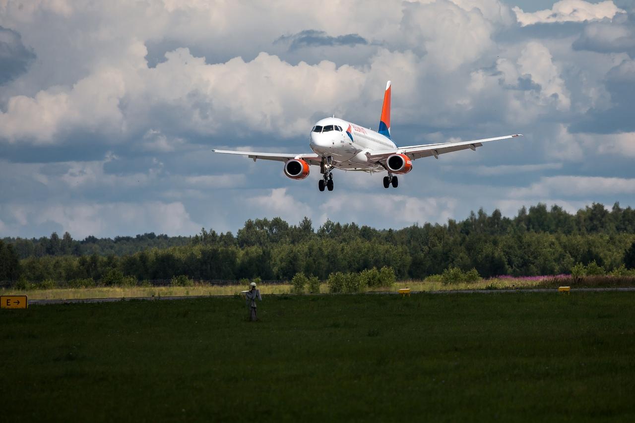 Аэропорт Туношна возобновляет прямые рейсы в Сочи
