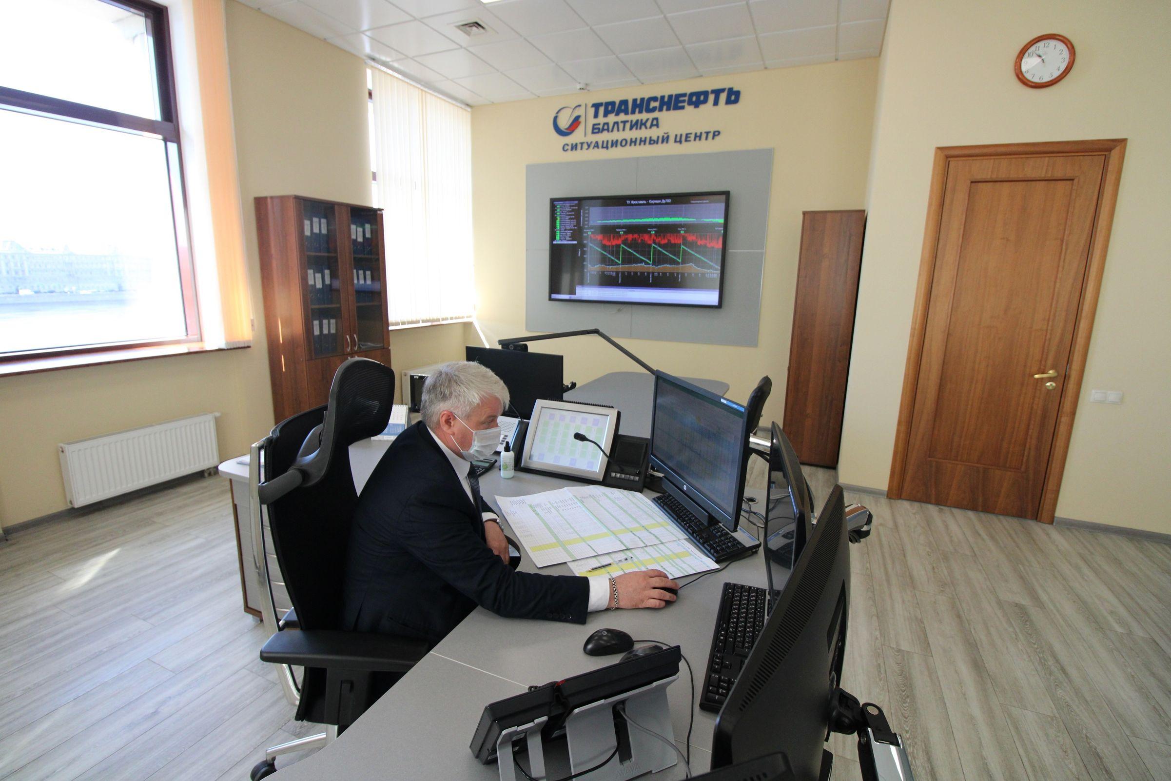 Новую систему дистанционного контроля промышленной безопасности опробовали на объектах «Транснефть – Балтика»