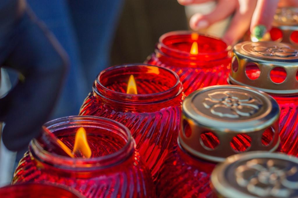 Жители Ярославской области принимают участие во всероссийских мероприятиях, посвященных Дню памяти и скорби