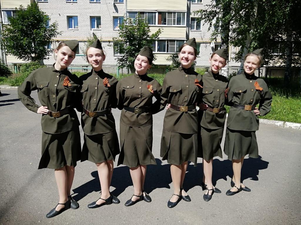 В Ярославской области прошла серия акций, посвященных 75-летию Победы