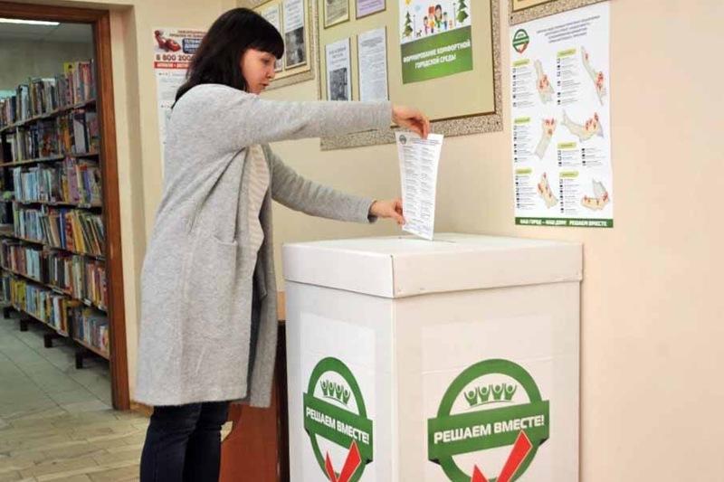 Ярославцы голосуют за объекты благоустройства: какие территории могут преобразить