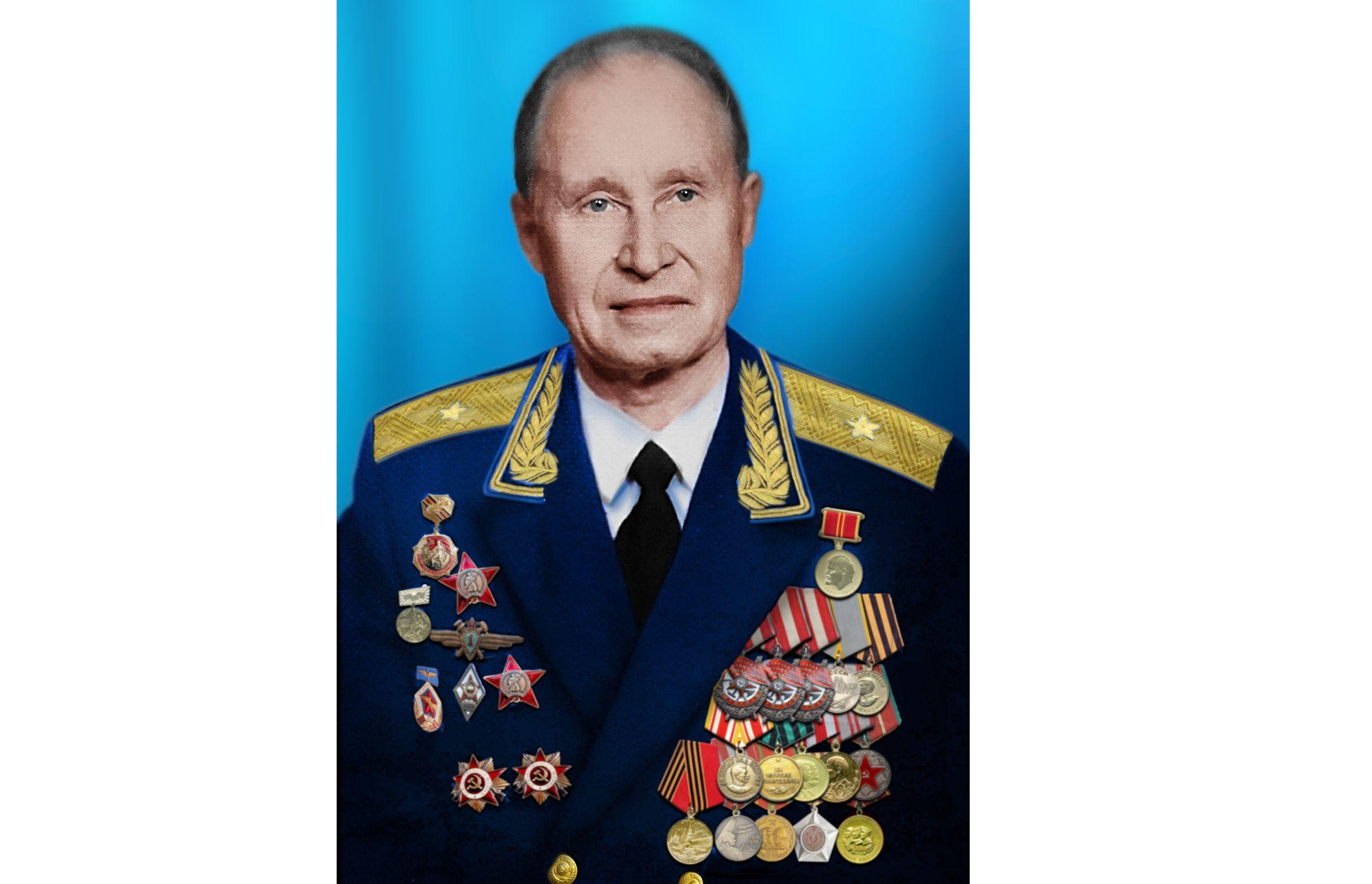 Его лестница в небо. Ярославский летчик совершил больше сотни боевых вылетов и сбил несколько немецких самолетов