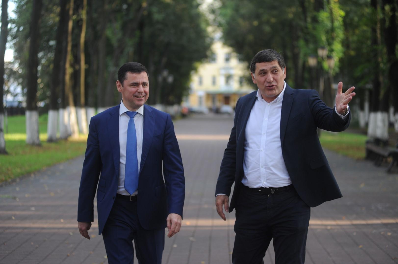 Дмитрий Миронов объявил конкурс к 270-летию Волковского театра