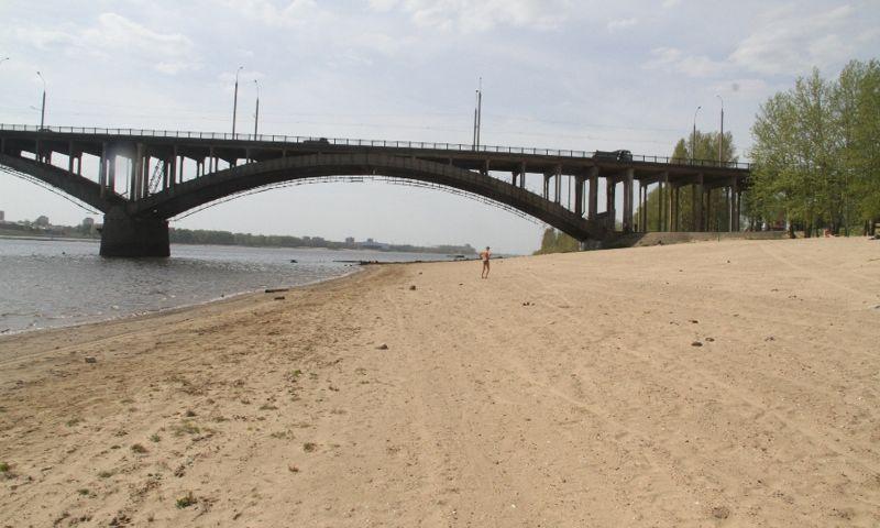В Рыбинске запретили купаться на всех пляжах
