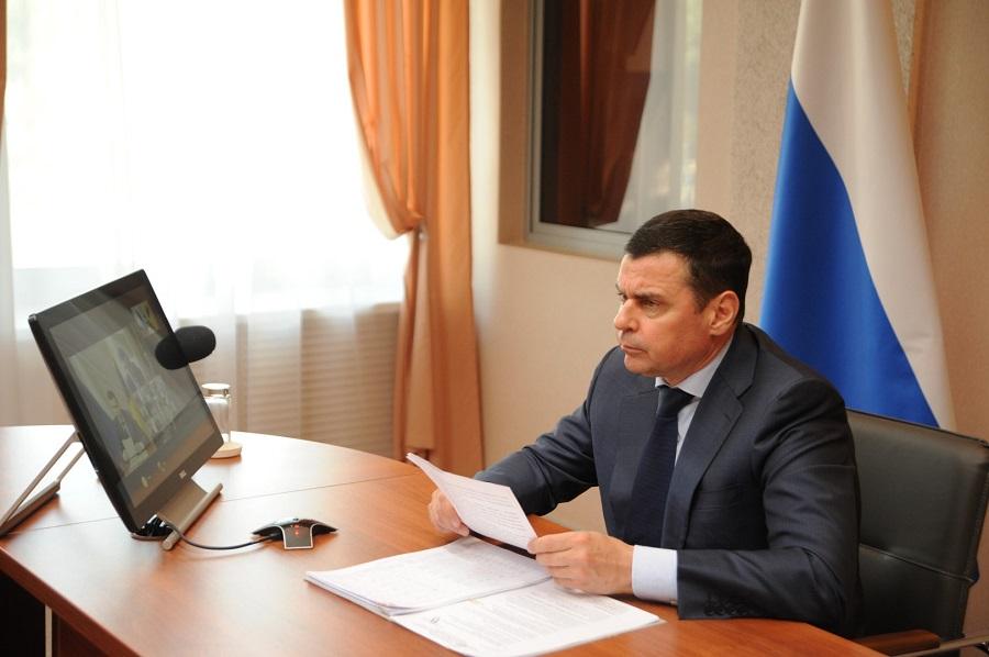 Дмитрий Миронов провел первое заседание медицинского экспертного совета Ярославской области