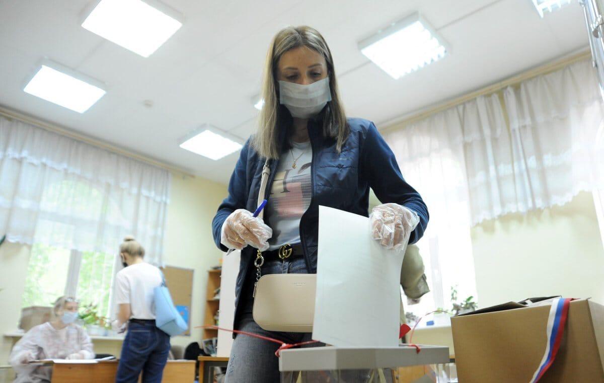 Дмитрий Миронов: за поправки проголосовали 68,29% избирателей Ярославской области